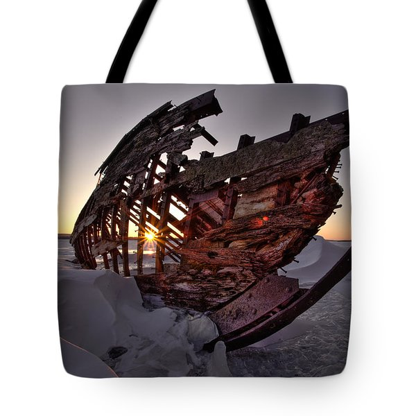 Skeleton 1 Tote Bag by Jakub Sisak