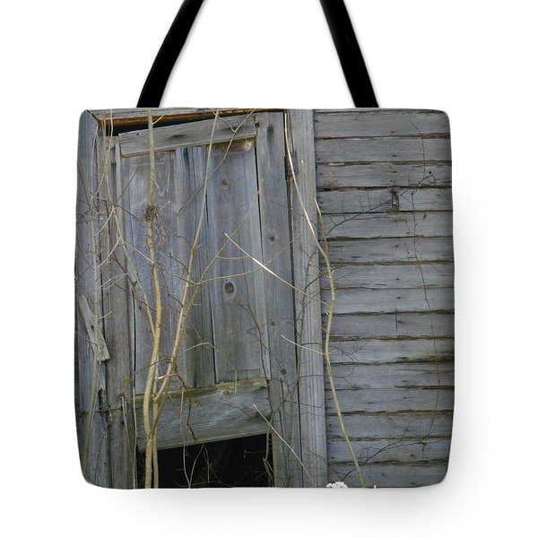 Tote Bag featuring the photograph Skewed by Nick Kirby