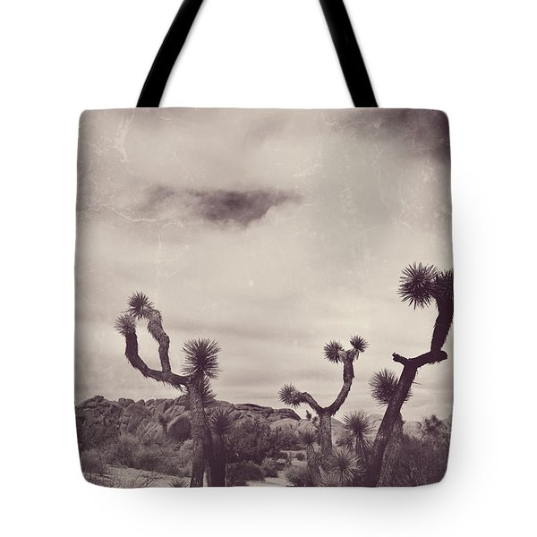 Skies May Fall Tote Bag
