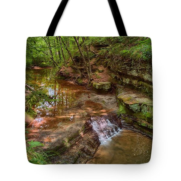 Skillet Creek Tote Bag