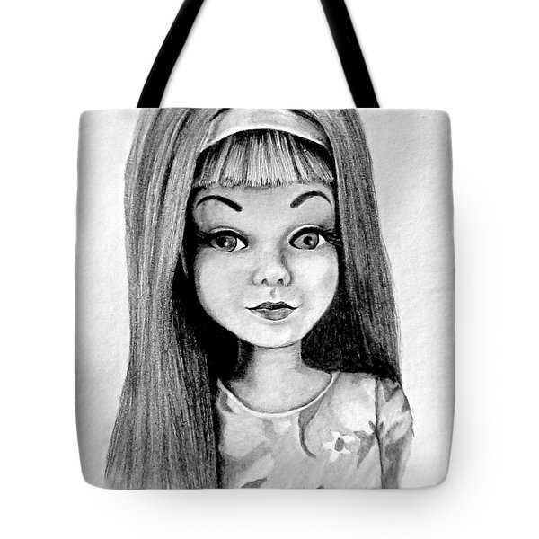 Skipper Barbie Tote Bag