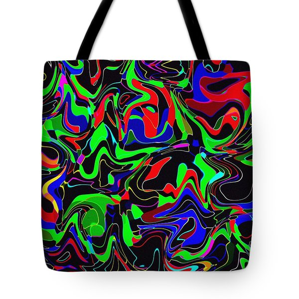 Skoob Tote Bag by Mark Blauhoefer