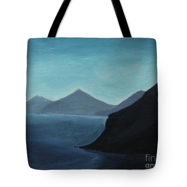 Skopelos Greece Tote Bag
