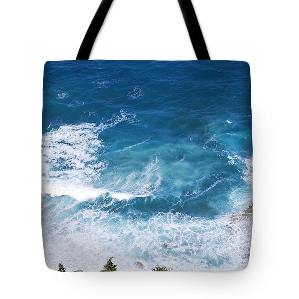Tote Bag featuring the photograph Skotini 1 by George Katechis