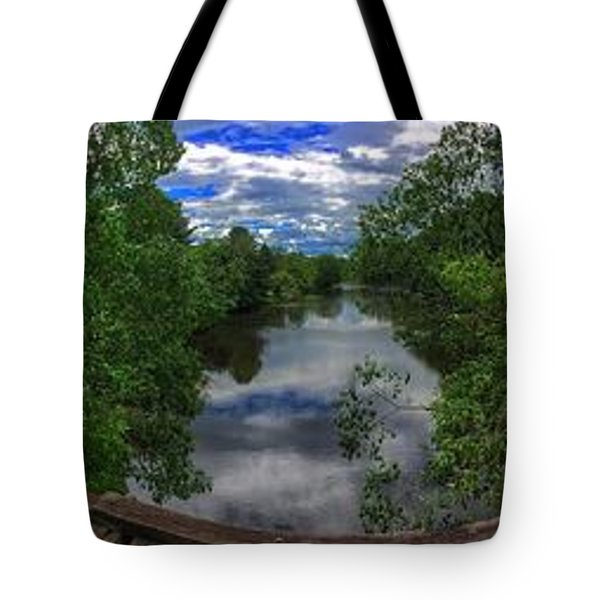 Skowhegan Trestle Tote Bag