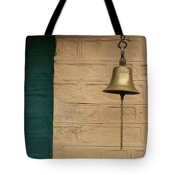 Skc 0005 Doorbell Tote Bag