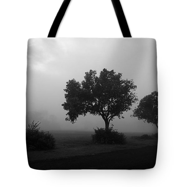 Tote Bag featuring the photograph Skc 0074 A Family Of Trees by Sunil Kapadia