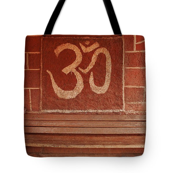 Tote Bag featuring the photograph Skc 0316 Welcome The Gods by Sunil Kapadia