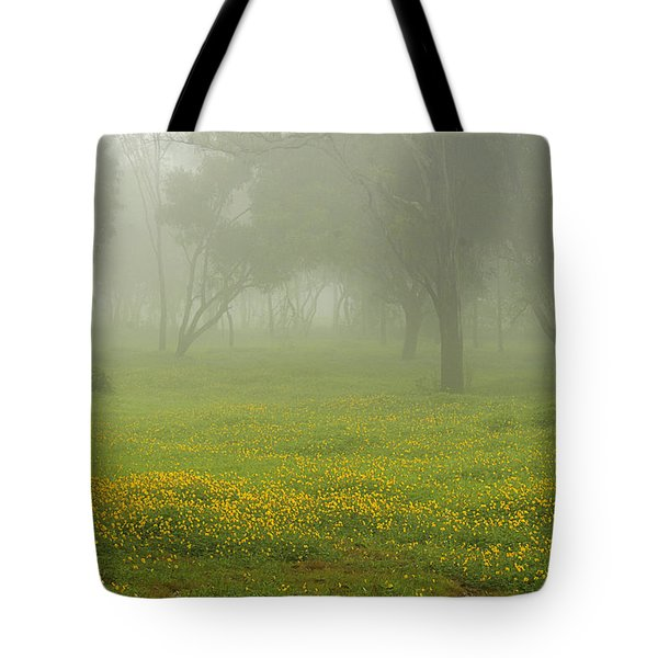 Tote Bag featuring the photograph Skc 0835 Romance In The Meadows by Sunil Kapadia