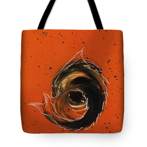 Tote Bag featuring the painting Sky Flier by Jason Girard