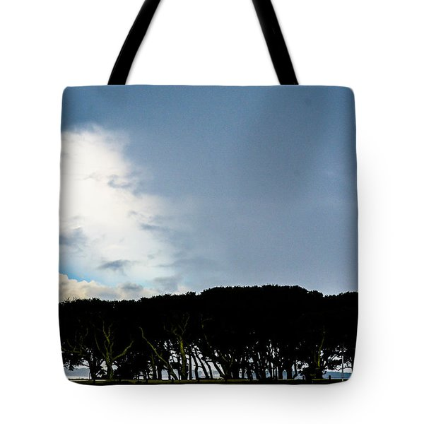 Sky Half Full Tote Bag by Mary Ward