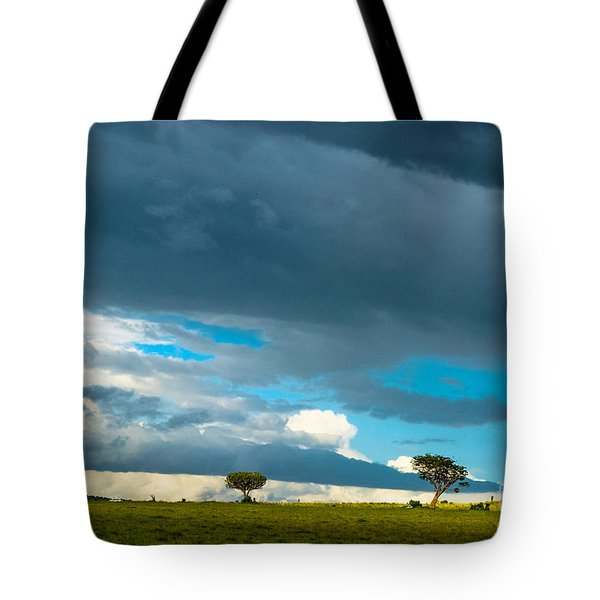 Sky Is The Limit Tote Bag by Syed Aqueel