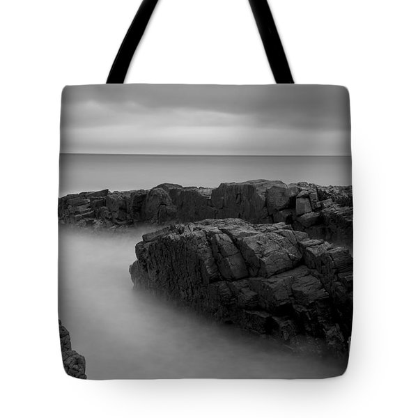 Tote Bag featuring the photograph Sky Line by Gunnar Orn Arnason