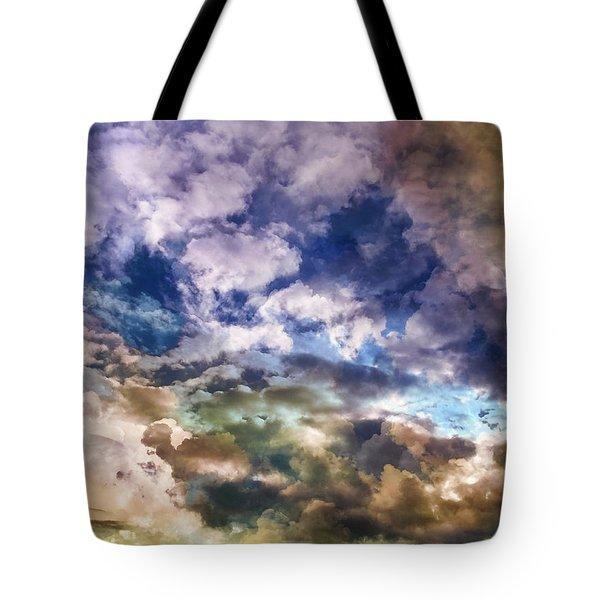 Sky Moods - Sea Of Dreams Tote Bag