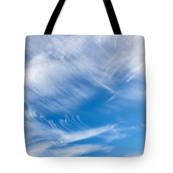 Sky Painting II Tote Bag