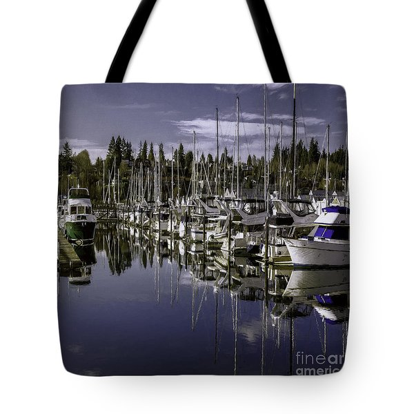 Tote Bag featuring the photograph Sky Reach by Jean OKeeffe Macro Abundance Art