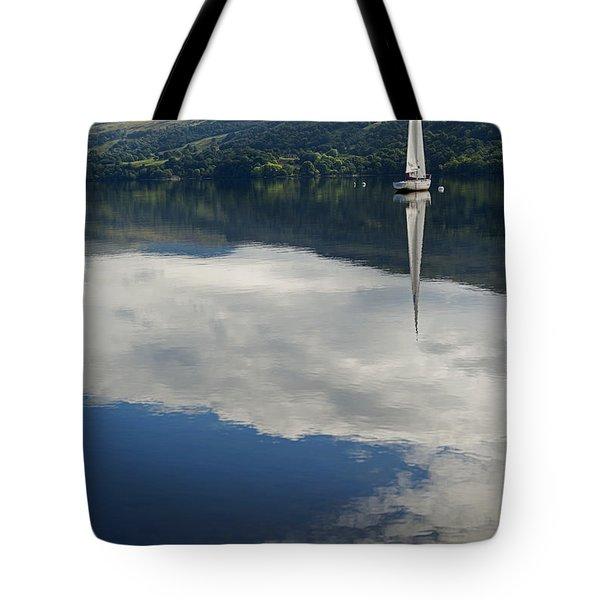 Sky Sailing Tote Bag