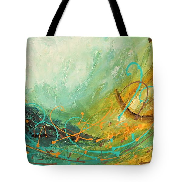 Sky Sailing Tote Bag