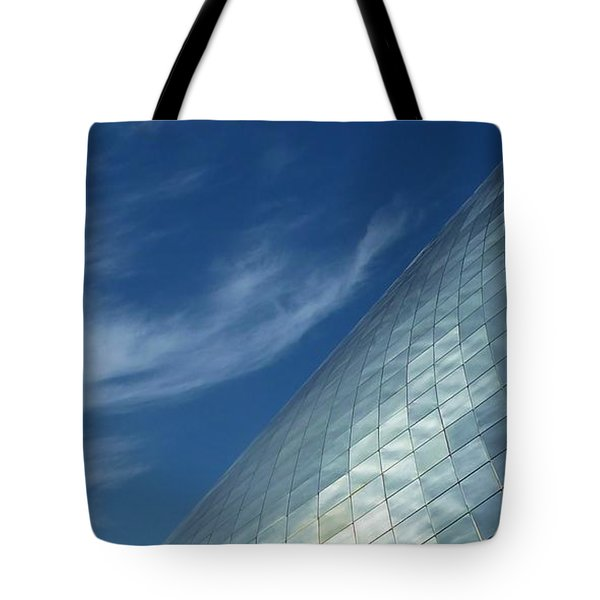 Tote Bag featuring the photograph Sky Shine by Patricia Strand