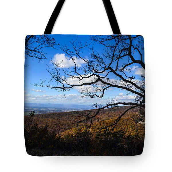 Skyline Dr. Tote Bag