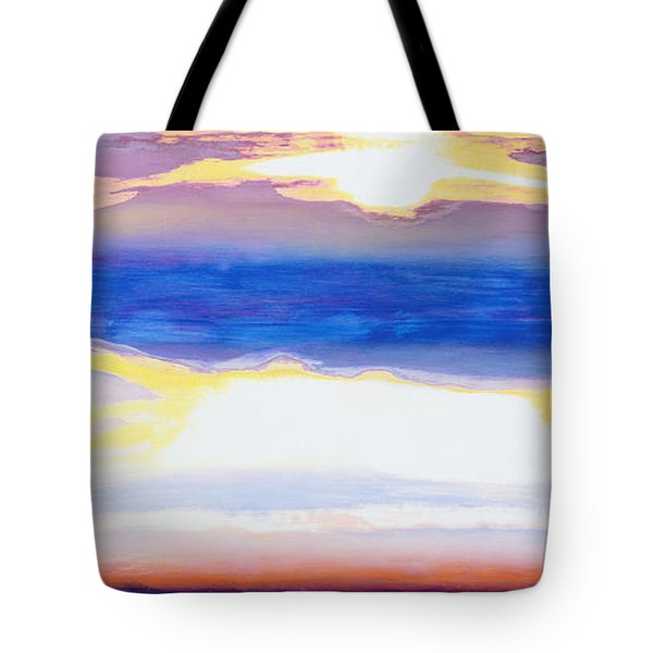 Skyscape Tote Bag