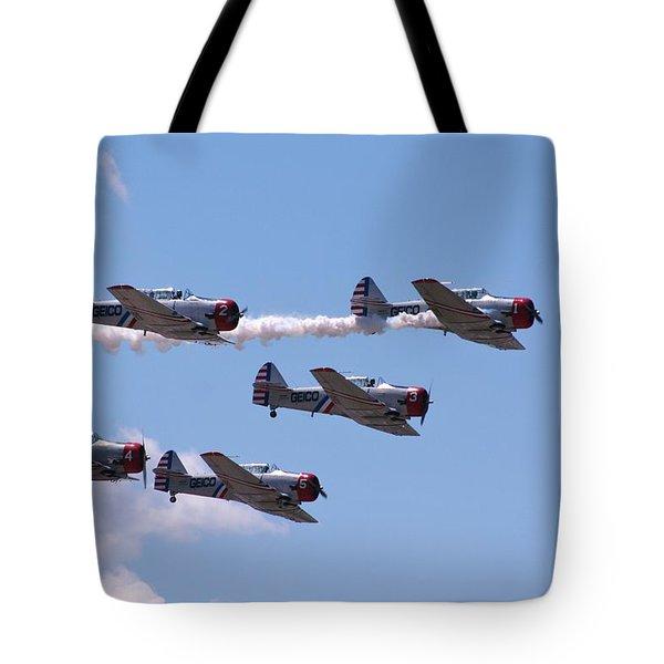 Skytypers Tote Bag