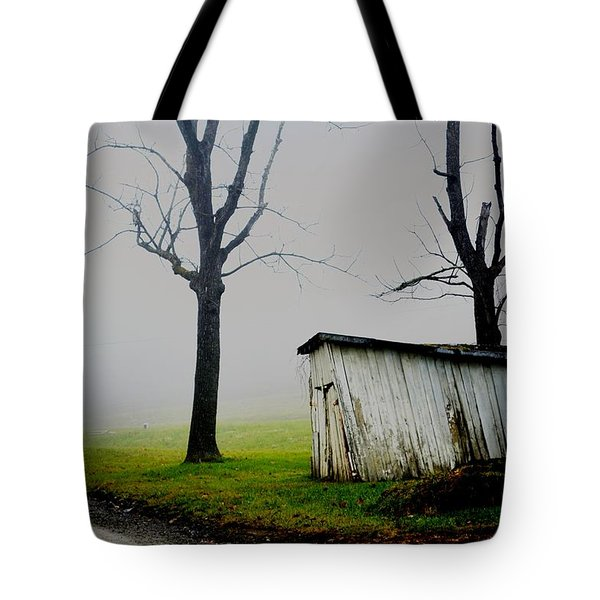 Slant Tote Bag by Carlee Ojeda