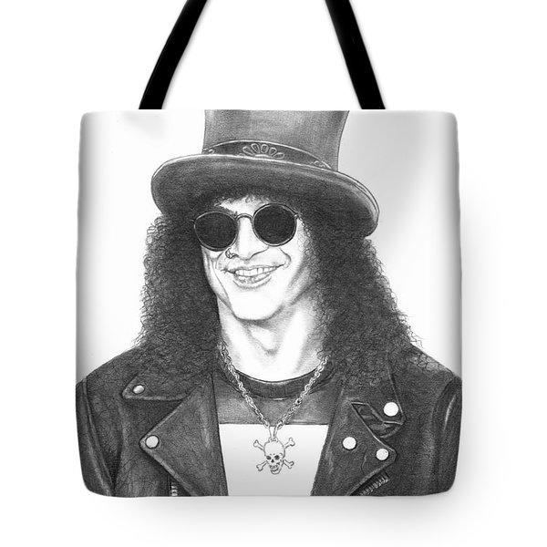 Slash Tote Bag by Murphy Elliott