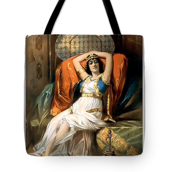 Slave Of The Orient Tote Bag by Terry Reynoldson