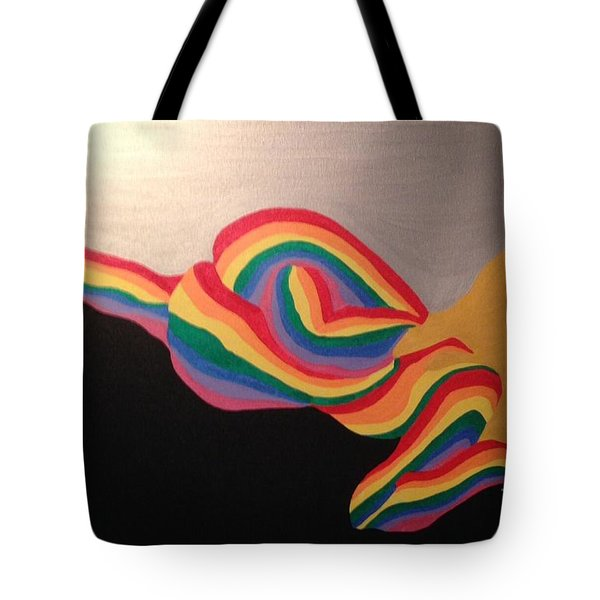 Sleek Tote Bag