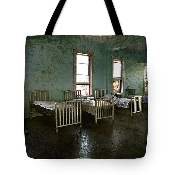 Sleep It Off Tote Bag