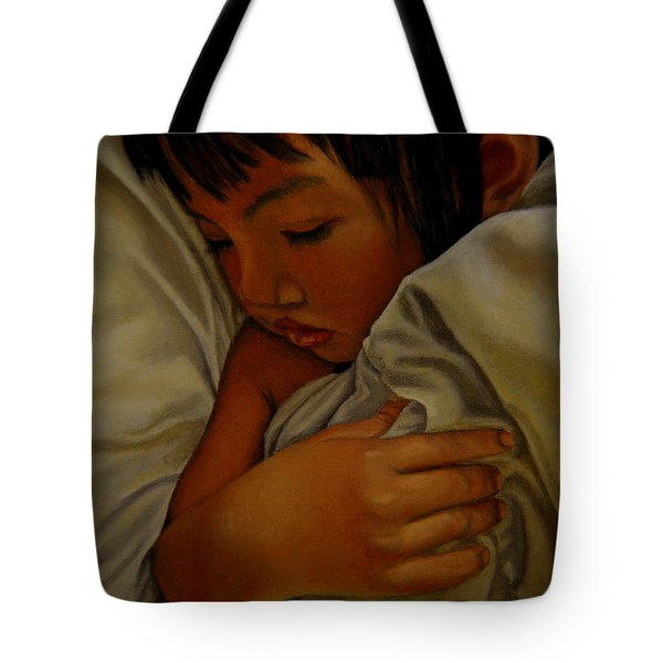 Sleep Tote Bag