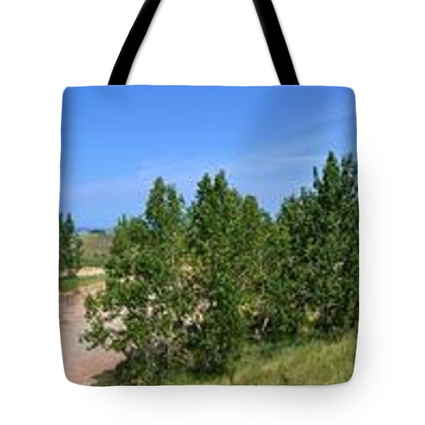 Sleeping Bear Dunes National Lakeshore Tote Bag by Michelle Calkins