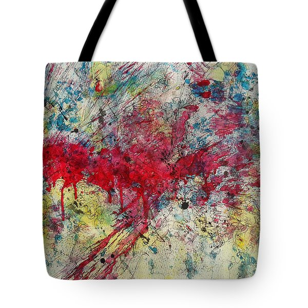 Sleepwalking Tote Bag by Ronda Stephens