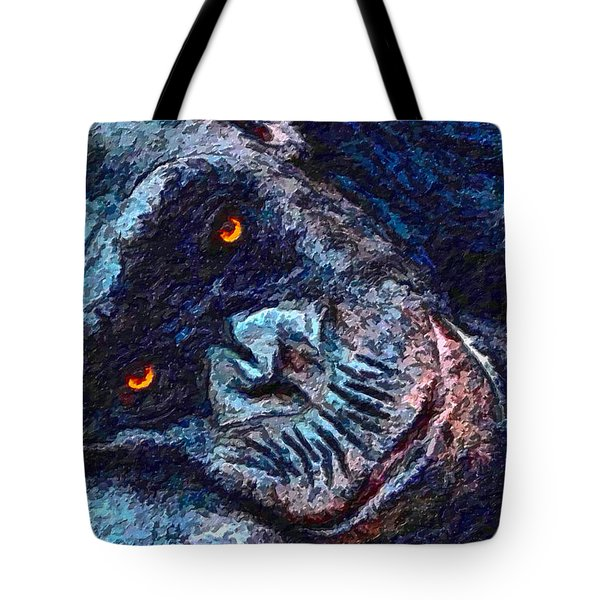 Tote Bag featuring the photograph Sleepy Head by Adam Olsen