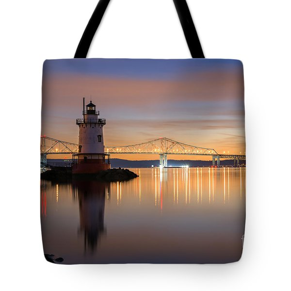 Sleepy Hollow Light Reflections  Tote Bag