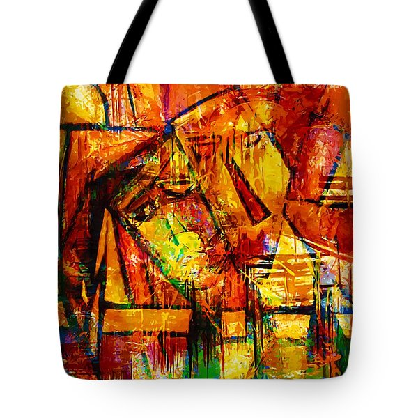 Sleepy - Marucii Tote Bag