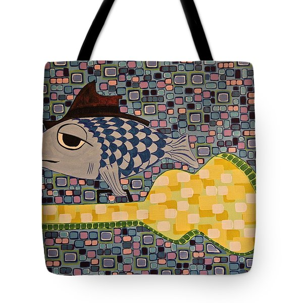 Sleepy Ray Dupree Tote Bag