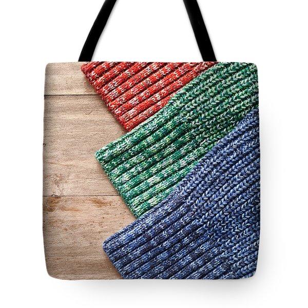 Sleeves Tote Bag by Tom Gowanlock