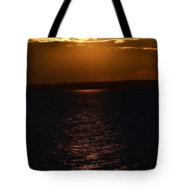 Slice Of Sun Tote Bag