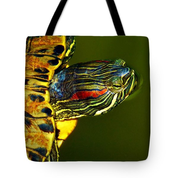 Slider Tote Bag by Robert Geary