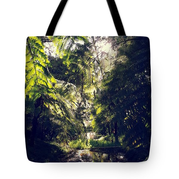 Tote Bag featuring the photograph Slight Tremble by Rushan Ruzaick