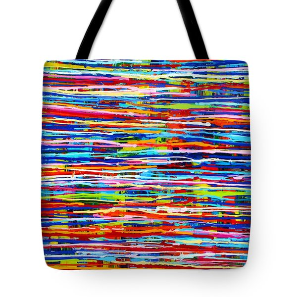 Slippery Snakes Tote Bag