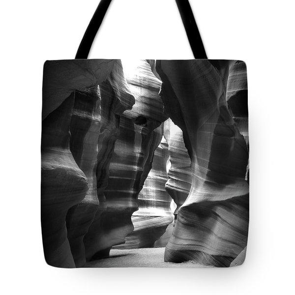 Slot Canyon 1 Tote Bag by Mike McGlothlen