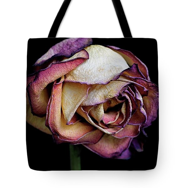 Slow Fade Tote Bag by Rona Black
