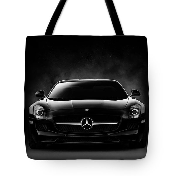 Sls Black Tote Bag