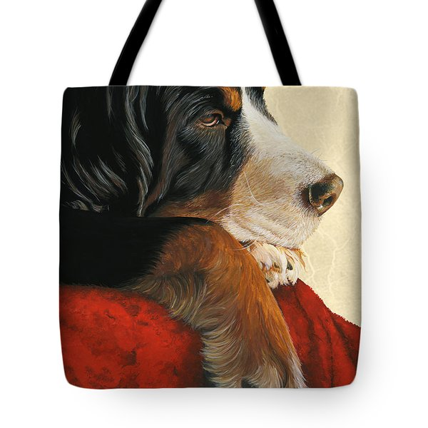 Slumber Tote Bag by Liane Weyers
