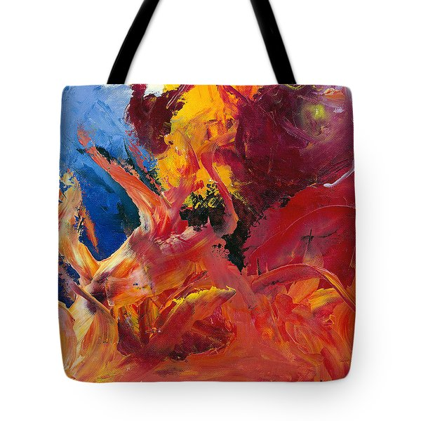 Small Passion 1 Tote Bag