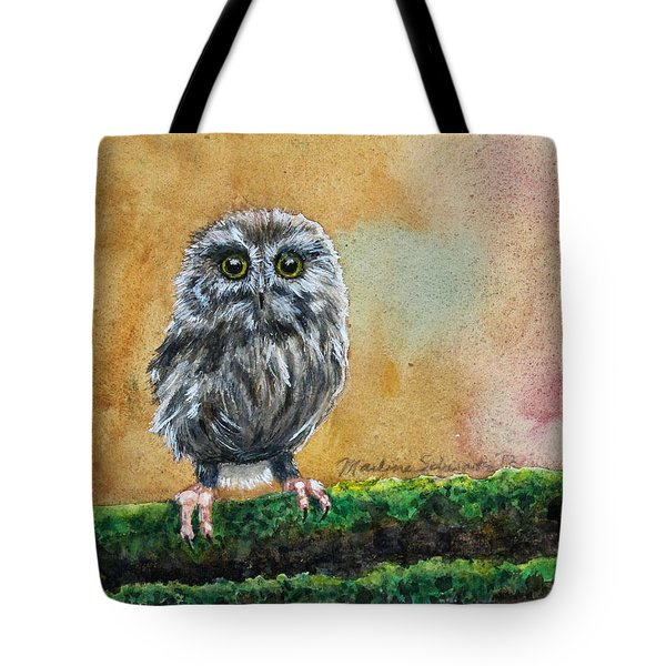Small Wonder Tote Bag