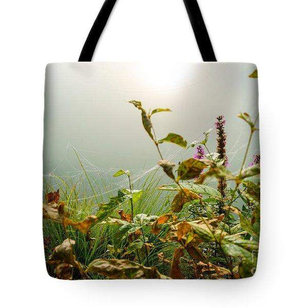 Small Wonders Of Life Tote Bag